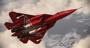 Video Features Sukhoi SU-57 Russian Super Stealth fighter jets performing Amazing maneuver