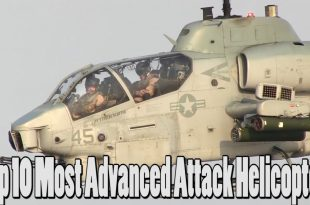 TOP 10 Most Advanced Attack Helicopter in the World till Nov 2017
