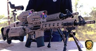 Worlds Most ADVANCED Sniper Rifle Great Idea for US Military