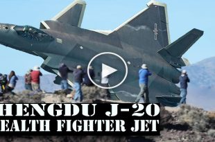 Chengdu J-20 China First 5th Generation Multirole Stealth Fighter Aircraft