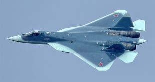 Russia's Su-57 Stealth Fighter Is Reportedly Undergoing Unmanned Flight Testing
