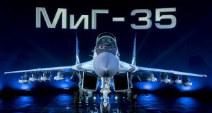 10 Facts You Should Know About Russian MiG-35 fighter jet