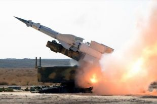 It was a s-200 who shot down the Israeli F-16
