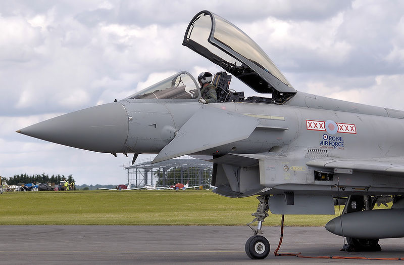 Belgium Air force Is Planning To Replace The Ageing F-16 Fighter Fleet With F-35 Or Eurofighter Typhoon
