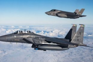 Can an old F-15 Strike Eagle fighter jet beat a newF-35 Lightning II Stealth Fighter jet in a Dogfight?