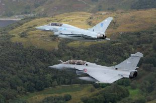 Eurofighter Typhoon vs Dassault Rafale Fighter jets comparison Video