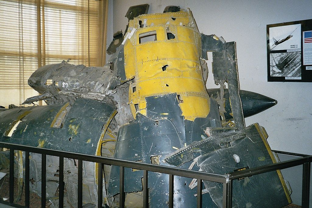 U.S. U-2 spy plane shot down by the Soviet Air Defence 59 years ago still remains a mystery