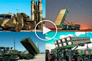 List of Top 10 Anti Aircraft Missile System in the world