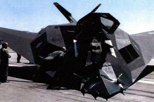 Video of Lockheed F-117 Nighthawk Crash