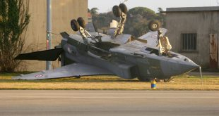 Tale of two Jaguars: 1 Crashed and 1 about to crash - See how IAF Pilot saved it with minor Damages