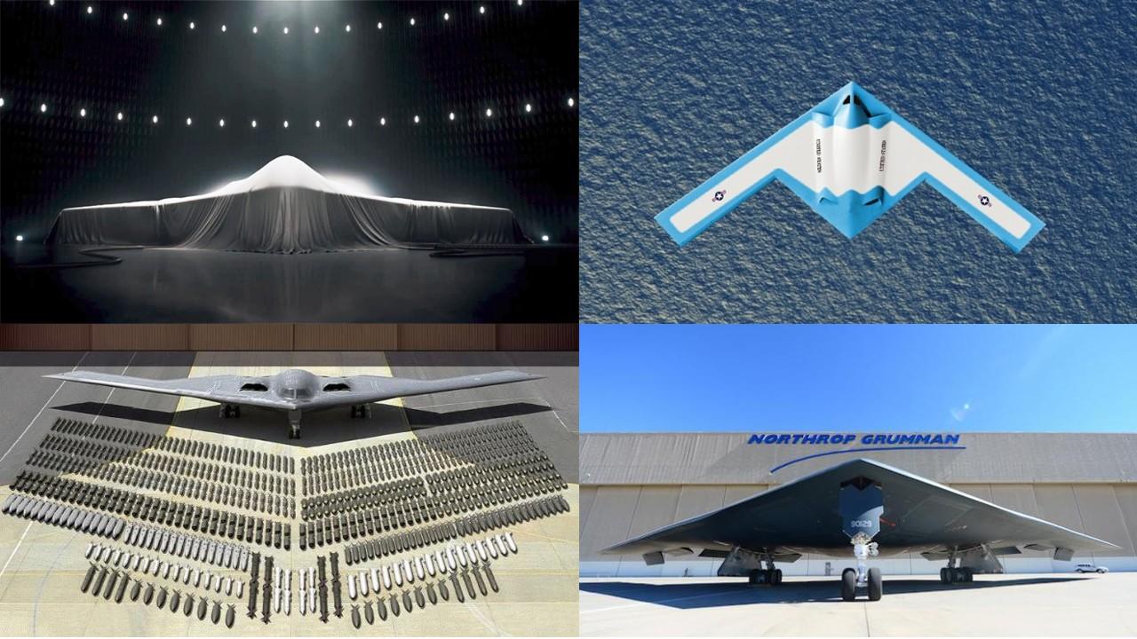 Northrop Grumman B-21 Raider to Replace B-2s, B-1s ...