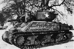 The Battle of the Bulge: Hitler Historic Tank offence towards the end of World War II