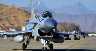 China strengthening its air defenses on Sino-Indian border