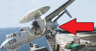Aircraft carrier landing accidents