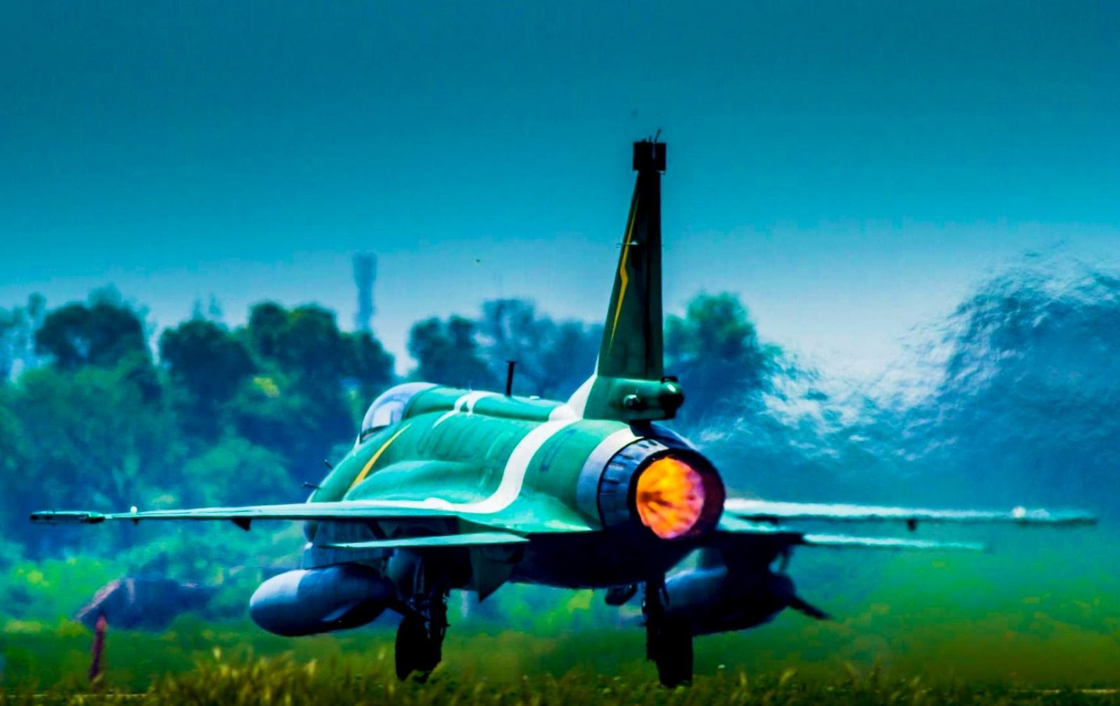 Now and never situation for PAKISTAN AIR FORCE