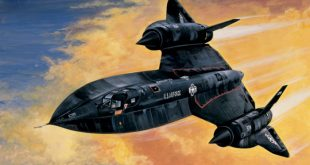 Five Countries Who Fired Missiles At SR 71 Blackbird