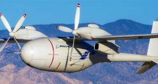 Boeing Phantom Eye High Altitude Long Endurance Hydrogen-Powered Next Generation Drone