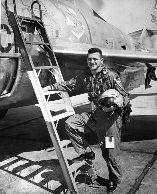 pilot Francis Gary Powers
