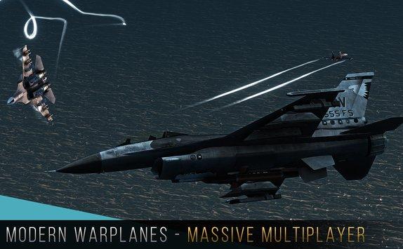 Modern Warplane
