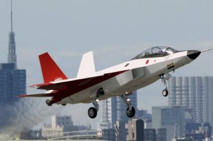 Japan's backs out of Domestic Development of 5th Generation Stealth Fighter Jet