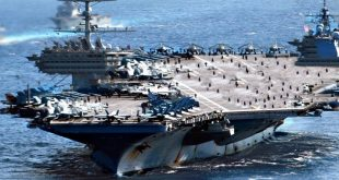 Gerald R. Ford-class - The Largest Aircraft Carrier in The World