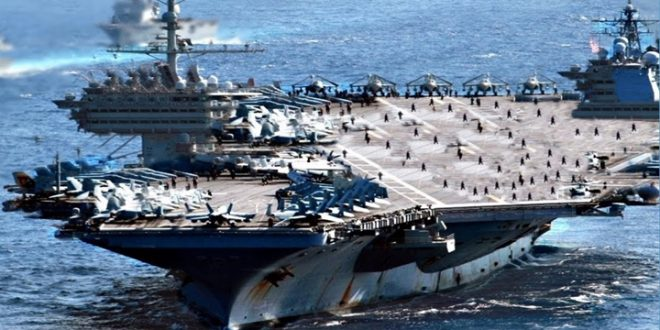 Gerald R Ford Class The Largest Aircraft Carrier In The