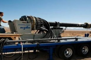 Electromagnetic Railgun Most Powerful Cannon that can Shoots at Mach 7