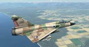 Israeli Air Force - Dog Fights Of Deserts Aces