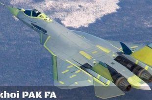 Sukhoi Su-57 Russia Fifth generation Stealth fighter jet