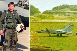 The Story of Soviet pilot who defected Mig-25 fighter jet to Japan