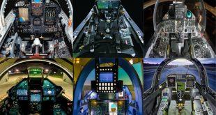 Fighter Jets Cockpit Photo