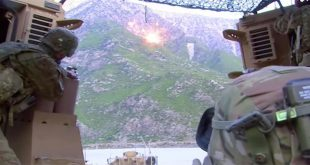 Video of Air Strike on Taliban Snipers – The Hornet's Nest