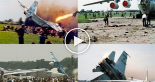 Deadliest Air Show - Sknyliv disaster 77 People Killed & 543 Wounded