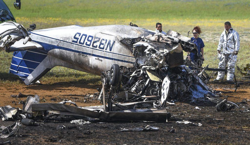 Red Air Dassault Mirage F1 Crashes Near Nellis AFB
