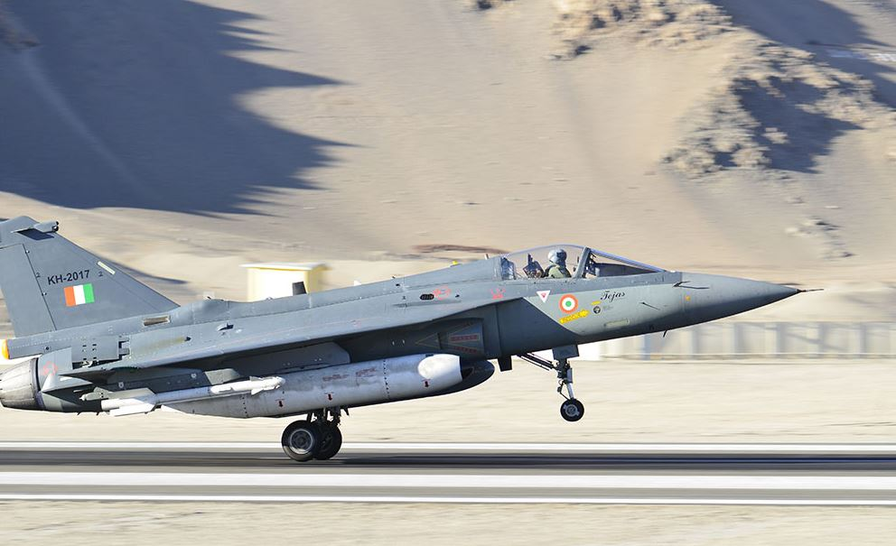 Not ditching Tejas for Gripen Or F16 ,says Nirmala Sitharaman