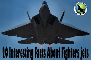 20 Interesting Facts About Fighters jets