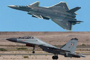 India IAF Sukhoi Su-30 MKI v/s China PLAAF Chengu J-20