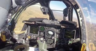 A-10 Cockpit view Action - Bombing -Close Air support - Tank Killer