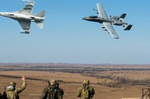 How To Call A fighter jet For Close Air Support -JTAC in action