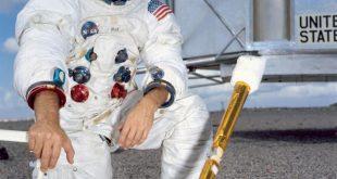 Astronaut Alan Bean Fourth Man to Walk on the Moon Dies at Age 86