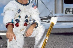 Astronaut Alan Bean Fourth Man to Walk on the Moon Dies at Age 86