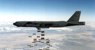 B-52 Sets Record For Most Precision Guided Bombs Dropped On Mission