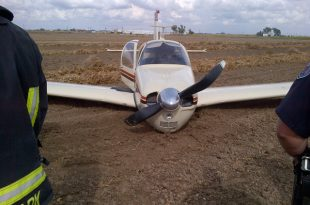 Beechcraft Bonanza P35 crash at Millard Airport