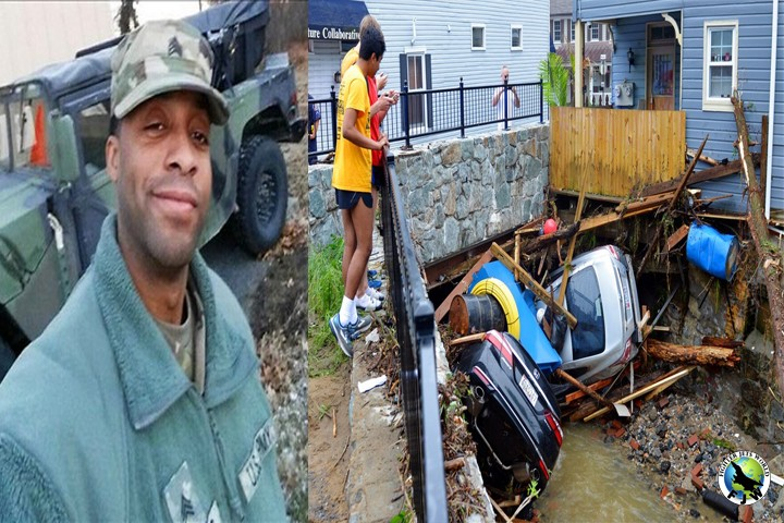 Body found of Air Force veteran who disappeared amid Maryland flooding