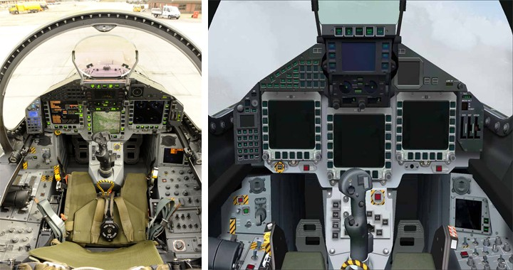 Eurofighter Typhoon cockpit tour: Here's All You Need To Know About EF2000 Cockpit