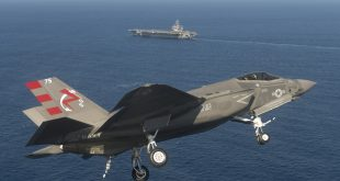Navy's F-35C doesn't have range for real stealth strikes: US House report