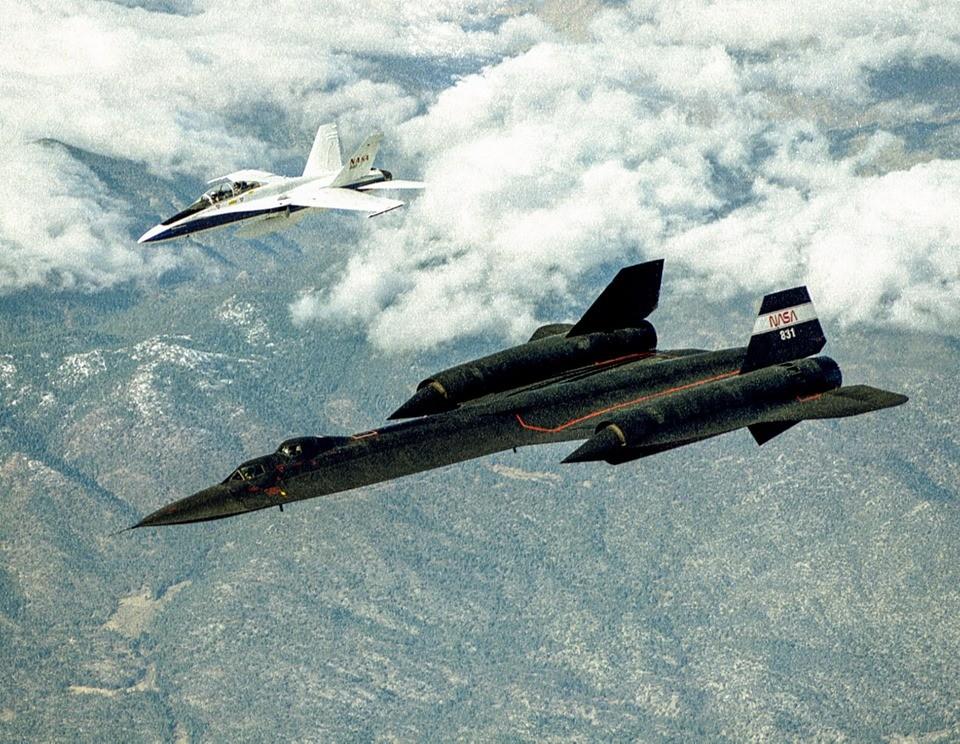 LA Speed Check story: An SR-71 Blackbird Story That'll Make You Laugh