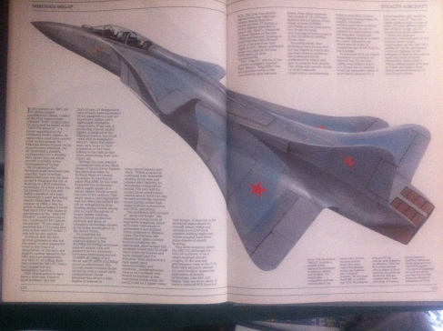 Mikoyan MiG-37: The Stealthy Soviet Union fiction Aircraft