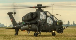 Pakistan signed a deal to purchase 30 Turkish TAI T129 attack helicopters
