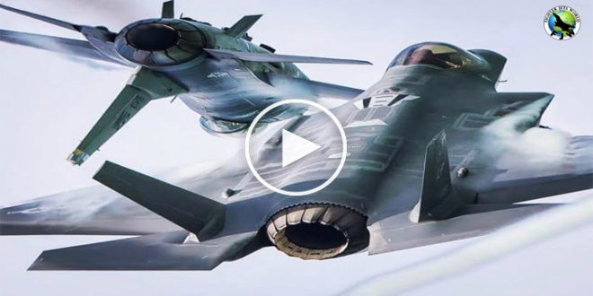 Real Dogfight videos of F-16 vs F-35 – Viper vs Lightning